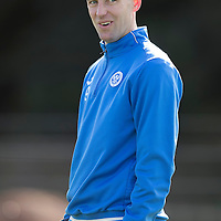 St Johnstone Training….30.09.16<br />Streven MacLean pictured during training this morning<br />Picture by Graeme Hart.<br />Copyright Perthshire Picture Agency<br />Tel: 01738 623350  Mobile: 07990 594431