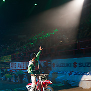 The 2007 edition of the Bercy Supercross also saw the farewell of supercross legend Jeremy McGrath. This would be the King's last appearance at the noble off-season supercross.