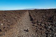 Ala Loa, Kings Highway, Kohala Coast, Big Island of Hawaii