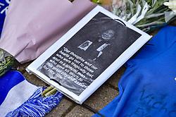 Another heartfelt tribute (c) Simon Kimber | SportPix.org.uk