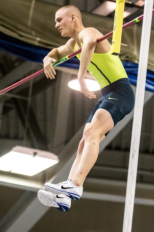 USATF Indoor Track & Field Championships: mens [pole vault, Sam Kendricks, Nike