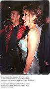 Jean-Claude Van Damme & Darcy LaPier at the Vanity Fair Oscar Night Party. 1997 Mortons, Los Angeles 24 March 1997. 97752/30<br /><br />© Copyright Photograph by Dafydd Jones<br />66 Stockwell Park Rd. London SW9 0DA<br />Tel 0171 733 0108