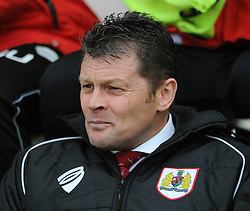 Bristol City manager, Steve Cotterill - Photo mandatory by-line: Dougie Allward/JMP - Mobile: 07966 386802 - 21/02/2015 - SPORT - Football - Colchester - Colchester Community Stadium - Colchester United v Bristol City - Sky Bet League One