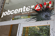 Attack on Jobcenter Berlin-Mitte