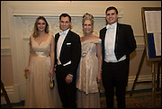 PRISCILLA DEZON; DIMITRI ZIADIE-CAMPBELL; LADY COLIN CAMPBELL; MICHAEL ZIADIE-CAMPBELL, , The St. Petersburg Ball. In aid of the Children's Burns Trust. The Landmark Hotel. Marylebone Rd. London. 14 February 2015. Less costs  all income from print sales and downloads will be donated to the Children's Burns Trust.