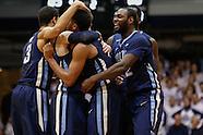 NCAA Basketball - Butler Bulldogs vs Villanova - Indianapolis, In