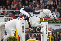Allen Bertram, (IRL), Molly Malone V<br /> Rolex Grand Prix, The Grand Prix of Aachen<br /> Weltfest des Pferdesports Aachen 2015<br /> © Hippo Foto - Dirk Caremans<br /> 31/05/15