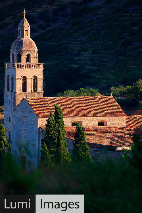 St. Cyprian and Justin's Church, Vis, Church, Attraction,