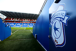 A general view of the Cardiff City Stadium - Mandatory by-line: Robbie Stephenson/JMP - 10/11/2019 -  FOOTBALL - Cardiff City Stadium - Cardiff, Wales -  Cardiff City v Bristol City - Sky Bet Championship