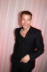 Singer WILL YOUNG at the annual Laurent Perrier Pink Party held at The Sanderson Hotel, Berners Street, London on 27th April 2005.<br /><br />NON EXCLUSIVE - WORLD RIGHTS