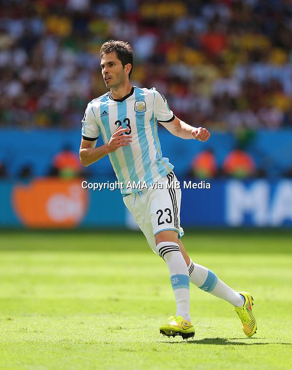 Jose Maria Basanta of Argentina