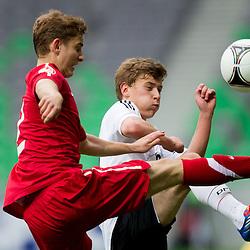 20120513: SLO, Football - UEFA European Under-17 Championship Slovenia 2012, Germany vs Poland