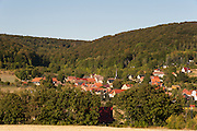 Saalborn bei Bad Berka, Thüringen, Deutschland | Saalborn near Bad Berka, Thuringia, Germany