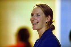 10-04-2014 NED: NK Swim Cup, Eindhoven<br /> Hinkelien Schreuder