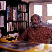 Balan Nambiar is one of India's leading contemporary artists and also a research scholar on ritual art forms of the west coast of South India.<br /> His sculptures are in mild steel, concrete, stone and stainless steel. Monumental sculptures are his hallmark. His enamel paintings are done with jewellery enamel colours, silver and gold on copper base.