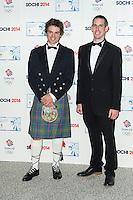Tim Baillie , British Olympic Ball, Dorchester (Opal Room), London UK, 30 October 2013, Photo by Raimondas Kazenas