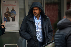 ***VIDEO AVAILABLE ON REQUEST*** Samuel L. Jackson and Ryan Reynolds are seen on set of their upcoming movie The Hitman's Wife's Bodyguard. The film, which is the sequel to The Hitman's Bodyguard, is currently filming in Croatia.<br />
