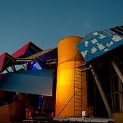 BIOMUSEO - Designed by Frank Gehry - Edificio Puente de vida.