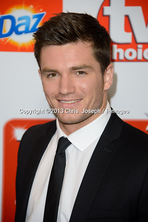 TV Choice Awards 2013 - London.<br /> David Witts arriving at the TV Choice Awards 2013, The Dorchester Hotel, London, United Kingdom. Monday, 9th September 2013. Picture by Chris  Joseph / i-Images