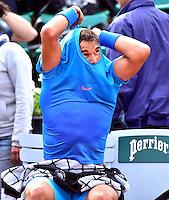 Rafael NADAL  - 01.06.2015 - Jour 9 - Roland Garros 2015<br /> Photo : David Winter / Icon Sport