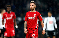 Matty Taylor of Bristol City - Mandatory by-line: Robbie Stephenson/JMP - 11/02/2017 - FOOTBALL - iPro Stadium - Derby, England - Derby County v Bristol City - Sky Bet Championship