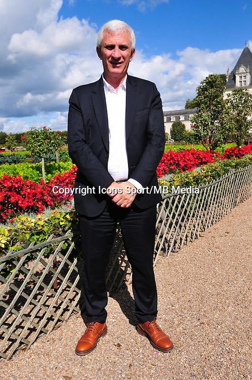 Jean Marc Ettori - 22.09.2015 - Photo Officielle Tours <br /> Photo : Philippe Le Brech / Icon Sport