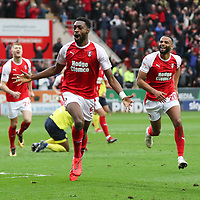 Rotherham United VS Blackburn Rovers<br />