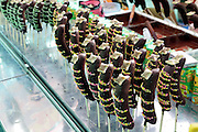 Banana chocolate candy Japan