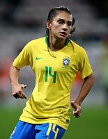 International Women's Friendly Matchs 2018 / <br /> France v Brazil 3-1 ( Allianz Riviera Stadium - Nice,France ) - <br /> Leticia Oliveira of Brazil