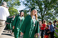 Greensboro College Commencement 2014