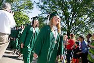 Greensboro College Commencement 2014