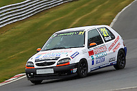 #21 Emily GLANVIL Citroen Saxo VTR 1600 during Junior Saloon Car Championship as part of the BARC NW - Championship Raceday  at Oulton Park, Little Budworth, Cheshire, United Kingdom. March 19 2016. World Copyright Peter Taylor/PSP. Copy of publication required for printed pictures.  Every used picture is fee-liable. http://archive.petertaylor-photographic.co.uk