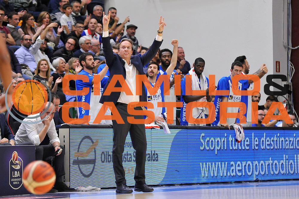 Federico Pasquini<br /> Banco di Sardegna Dinamo Sassari - Vanoli Cremona<br /> LegaBasket Serie A LBA Poste Mobile 2016/2017<br /> Sassari 26/11/2016<br /> Foto Ciamillo-Castoria