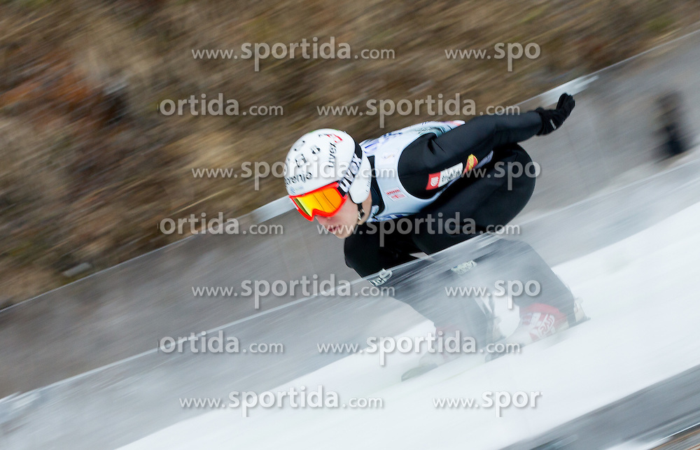 TEPES Jurij (SLO) during Flying Hill Individual competition at 4th day of FIS Ski Jumping World Cup Finals Planica 2012, on March 18, 2012, Planica, Slovenia. (Photo by Vid Ponikvar / Sportida.com)