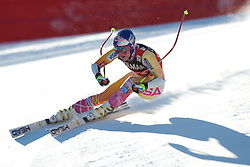 15.01.2012, Pista Olympia delle Tofane, Cortina, ITA, FIS Weltcup Ski Alpin, Damen, Super G, im Bild Lindsey Vonn (USA) // Lindsey Vonn of USA during superG race of FIS Ski Alpine World Cup at 'Pista Olympia delle Tofane' course in Cortina, Italy on 2012/01/15. EXPA Pictures © 2012, PhotoCredit: EXPA/ Johann Groder