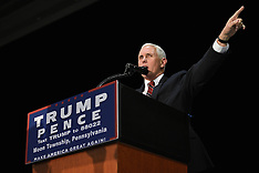 Moon Township Campaign Rally with Mike Pence (November 3, 2016)