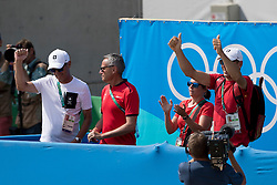 Fuchs Martin, SUI, Clooney<br /> Olympic Games Rio 2016<br /> © Hippo Foto - Dirk Caremans<br /> 19/08/16
