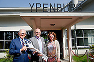 26-5-2016 UTRECHT - Pieter van Vollenhoven opened the restored station buildings airport Ypenburg. BOEi, an organization that focuses on the re-vote and thereby preserving cultural heritage in the Netherlands, the station buildings sold to was closed in 2009 after the airport in 1992. COPYRIGHT ROBIN UTRECHT <br /> 26-5-2016 UTRECHT - Pieter van Vollenhoven opent de gerestaureerde stationsgebouwen van vliegveld Ypenburg. BOEi, een organisatie die zich richt op het herbestemmen en daarmee het behouden van cultureel erfgoed in Nederland, kocht de stationsgebouwen aan in 2009, nadat het vliegveld in 1992 werd gesloten. COPYRIGHT ROBIN UTRECHT