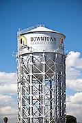 Historic Santa Ana Water Tower