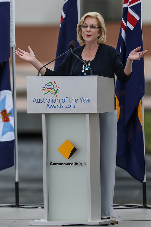 Australian of the Year 2013 - Ita Buttrose AO OBE