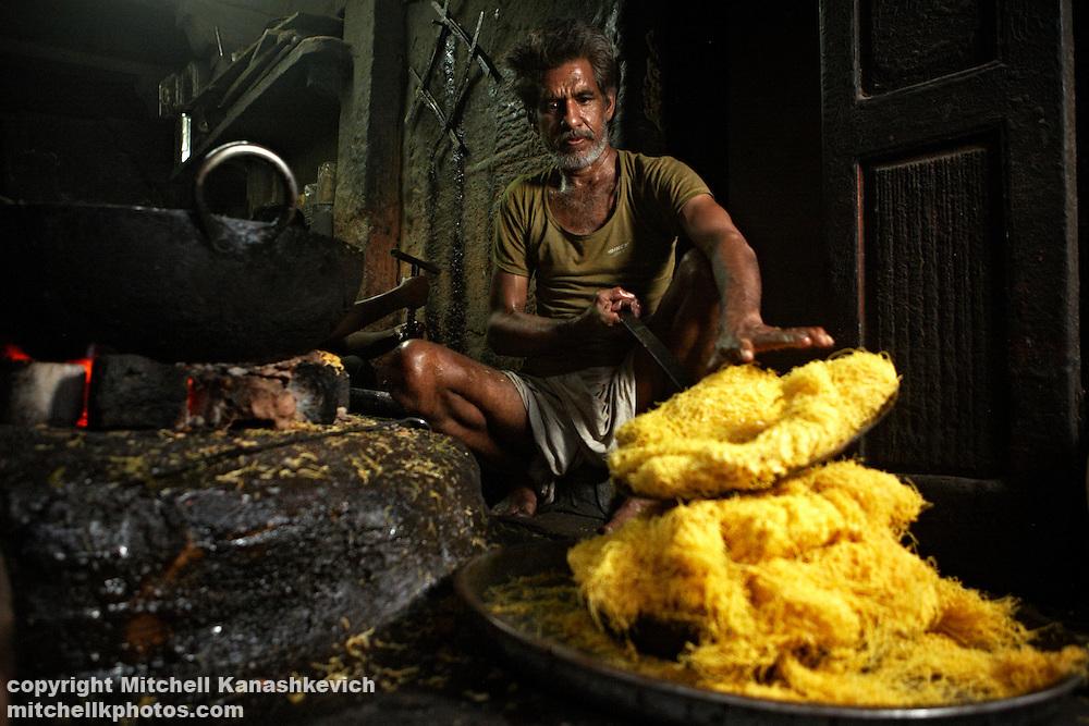 Traditional sweets shop, Jodhpur, Rajasthan, India