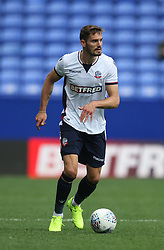 Dorian Dervite of Bolton Wanderers in action - Mandatory by-line: Jack Phillips/JMP - 29/07/2017 - FOOTBALL - Macron Stadium - Bolton, England - Bolton Wanderers v Stoke City - Pre-Season Club Friendly