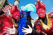 St Patricks day parade Galway