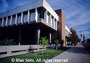 Nash Library at Gannon University, Erie, Erie Co., PA