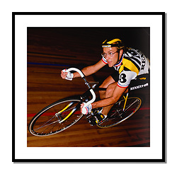 Laurent Fignon,<br /> Paris Six-Day 1984<br /> <br /> With the rejuvenation of the Paris Six-Day at the new Bercy Stadium the organisers reverted to an old practice of teaming road riders with track riders.