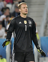 Torwart Manuel Neuer (Deutschland)<br /> Bordeaux, 02.07.2016, Fussball, EURO 2016 in Frankreich, Viertelfinale, Deutschland - Italien<br /> norway only