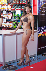 Arnold Classic Europe, Madrid, Spain, October 13, 2012. Photo by Nacho Lopez / DyD Fotografos / i-Images...SPAIN OUT