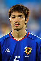 12/08/04 - THESSALONIKI - GREECE -  - JAPAN OLYMPIC MENS FOOTBALL TEAM -  <br />