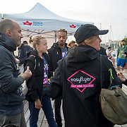 Régate des Startuo à La Rochelle organisée par SELLSY