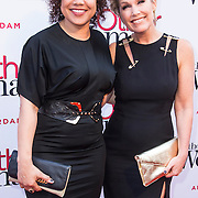 NLD/Amsterdam//20140401 - Filmpremiere The Other Woman, Anousha Nzume en Tanja Jess